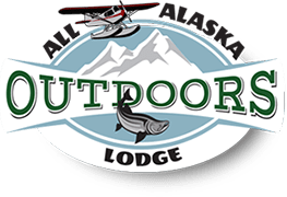 All Alaska Outdoors Lodge Logo