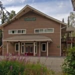 Conference and Dining Center at All Alaska Outdoor Lodge
